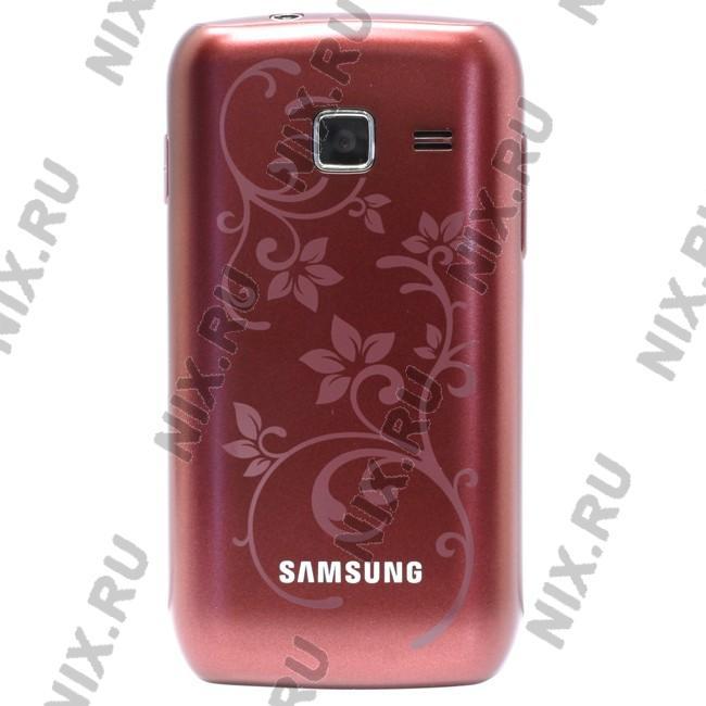 Телефон samsung wave gt-s 5380d женский фото салатовый цвет