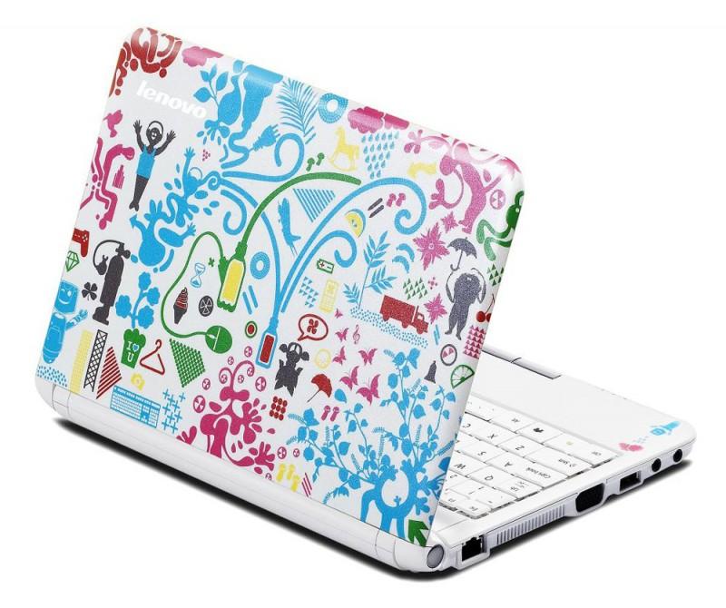 Леново ноутбук с рисунками