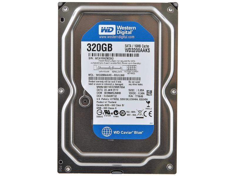 Jual beli hd pc wdc 35 sata 320 gb ( borongan 2 unit ) di lapak eko aris prasetiyo, sh - sunrise_computer