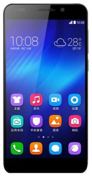 Huawei Honor 6 4G 16GB Dual Black